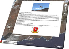 Ascension Army Ornithological Society - Ascension island google map